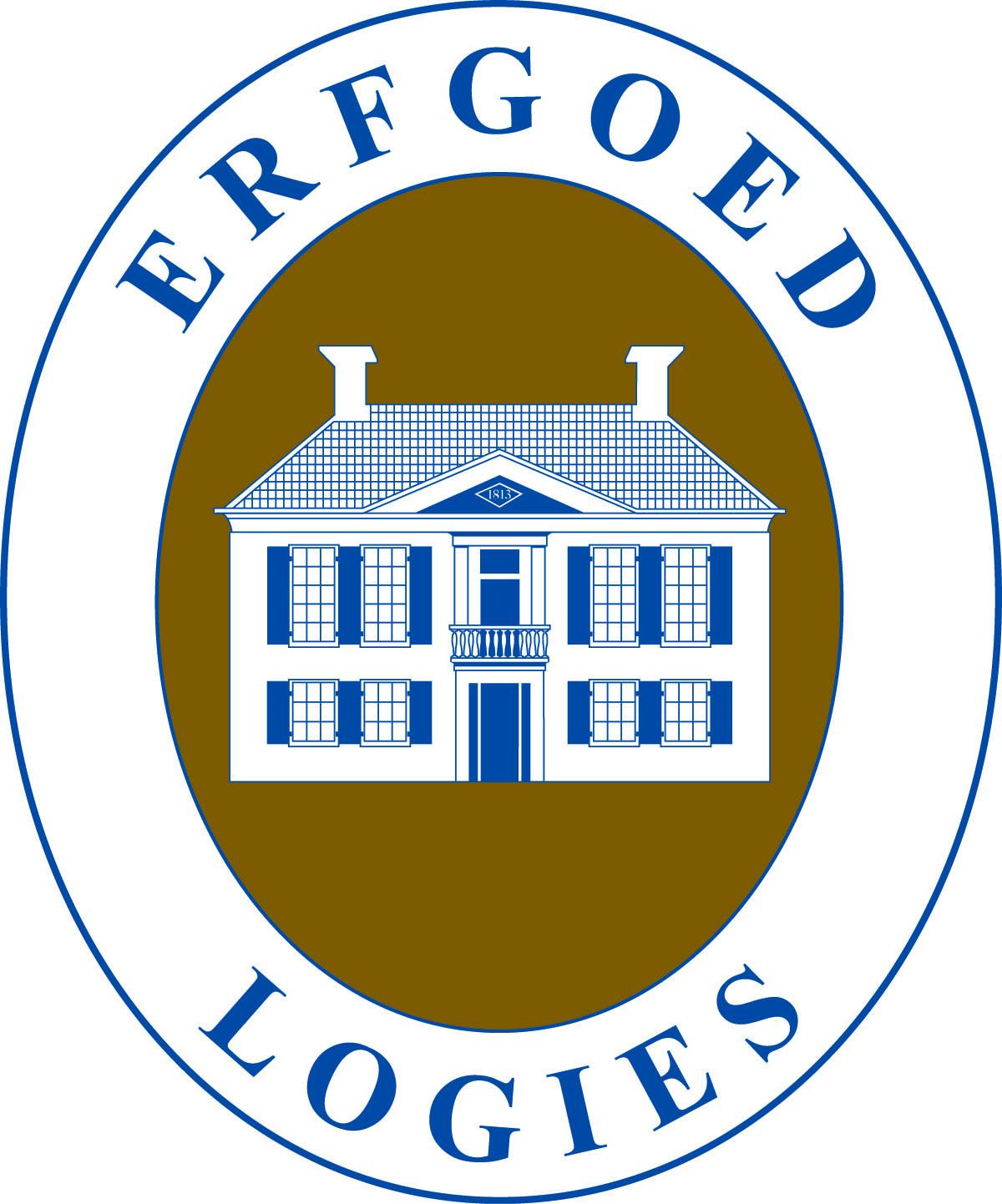 Erfgoed Logies logo